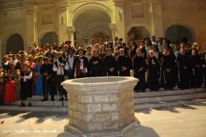 ... a conclusione .. foto di gruppo ..