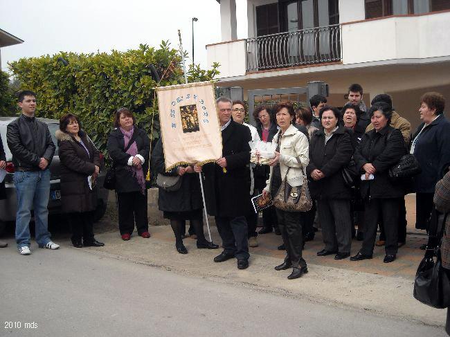 La Compagnia Pizzica Mauro attende l'arrivo di Verna Ulisse