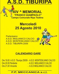 TORNEO GIAMPAOLO