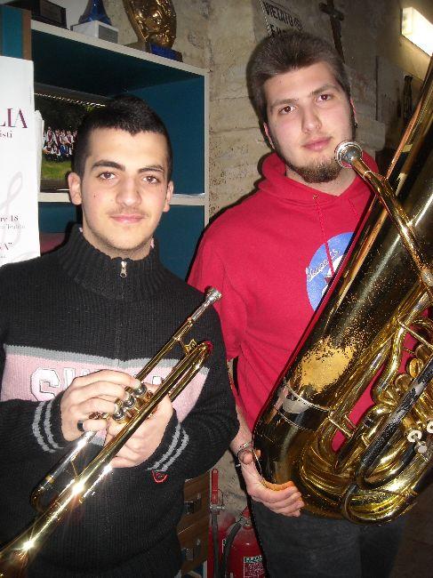 Fabio ESPOSITO E Davide MARINUCCI