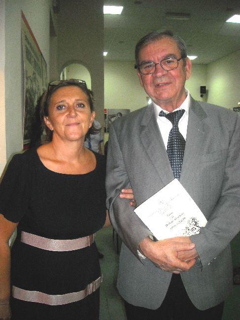 Camillo Coccione e Luciana Di Santo