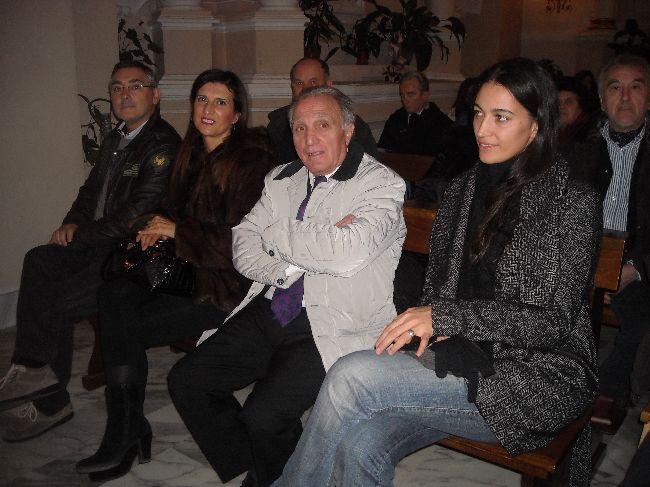 Il Vicesindaco Rucci Ignazio in prima fila