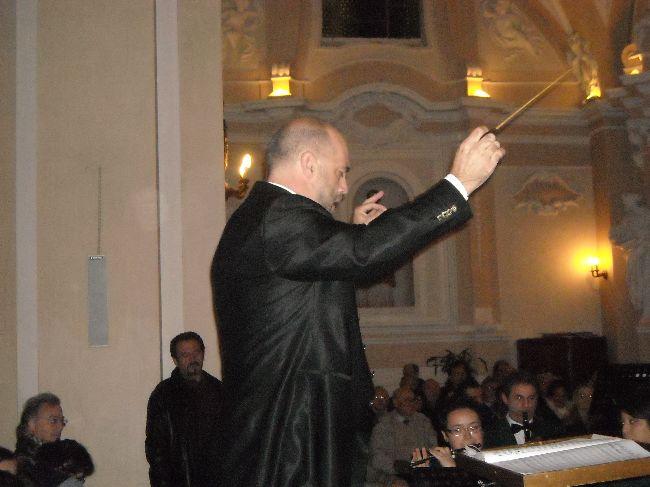 il Maestro Fausto Esposito