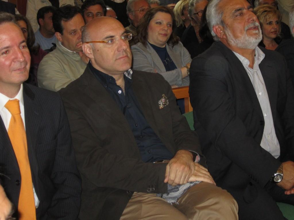 Il sindaco di Chieti: Umberto Di Primio, originario di Ripa