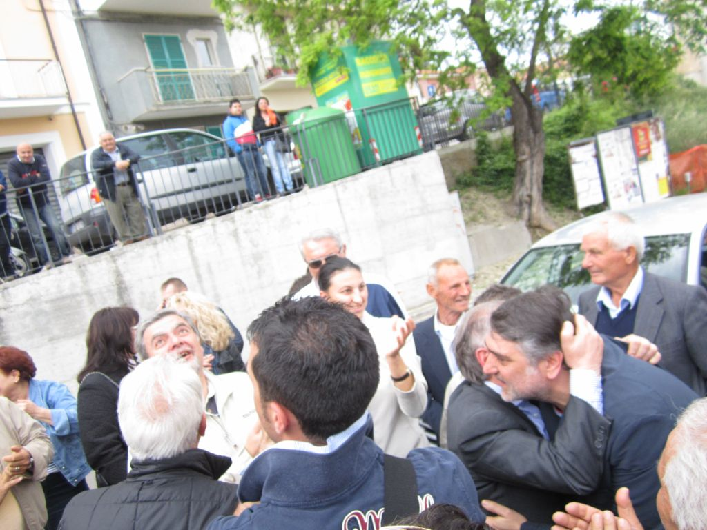 ...con Roberto Luciani. Riconfermato