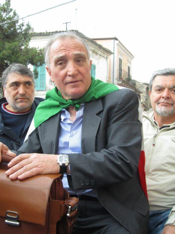 RUCCI Ignazio. Neo sindaco di Ripa Teatina