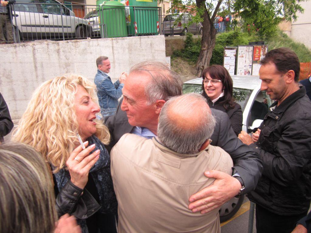 FINALMENTE: RUCCI Ignazio, il nuovo sindaco