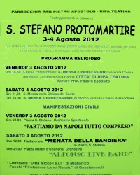 S. Stefano Protomartire