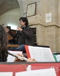 Il M.stro Somadossi all'opera