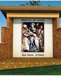 icona della madonna del sudore